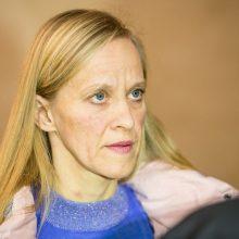 E. Kručinskienės smurto prieš sūnų byla: prokurorė prašo skirti baudą