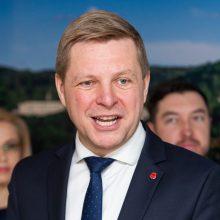 Keturios politinės jėgos Vilniaus taryboje subūrė valdančiąją koaliciją