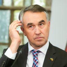 P. Auštrevičiui neleista išvykti į Baltarusiją