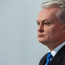 G. Nausėda susitinka su generaliniu prokuroru, užsienio reikalų ministru