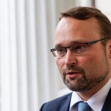 Kultūros ministras teigia priekaištų iš G. Nausėdos nesulaukęs