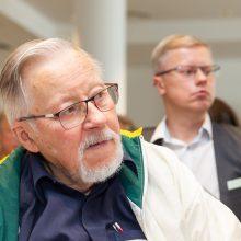 V. Landsbergis: dėl V. Pranckiečio kėdės vyksta cirkas