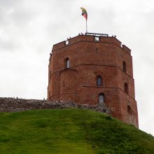 Nacionalinis muziejus atidaro tris savo padalinius, tarp jų ir Gedimino bokštą