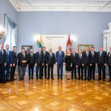 KT atmetė Seimo opozicijos prašymą įvertinti Vyriausybės patvirtinimą