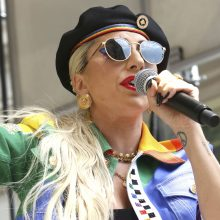 """Garsenybės paminėjo """"Stonewall"""" riaušių 50 metų sukaktį"""