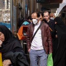 Iranas neigia slepiantis tikrąjį mirčių nuo koronaviruso skaičių