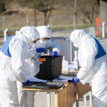 Savivaldybių išlaidos kovojant su pandemija siekia jau keliasdešimt milijonų eurų