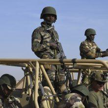 Nigerio kariuomenė nukovė 120 teroristų