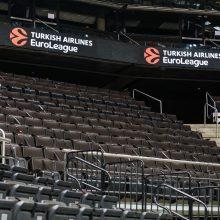 Dėl tuščių arenų ir neparduotų bilietų A. Kupčinskas siūlo skirti paramą ir sporto organizacijoms