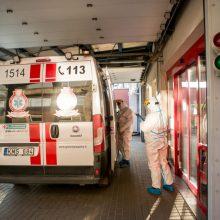 Stabilios būklės COVID-19 pacientai iš ligoninių bus perkeliami į reabilitacijos įstaigas