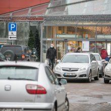 Paskutinę metų dieną policija stebės ir prekybos centrus