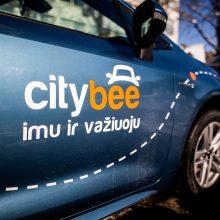 """Atskleidė, kada gali būti baigtas tyrimas dėl """"CityBee"""" klientų duomenų nutekinimo"""