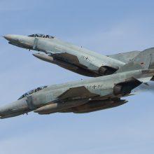 Baltijos šalių oro erdvėje prasideda NATO pratybos
