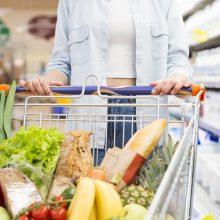 Apklausa: lietuviai ėmė dažniau planuoti pirkinius ir maitintis sveikiau