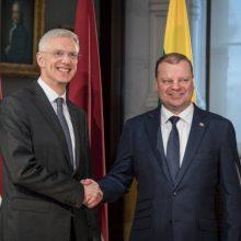 S. Skvernelis: Baltijos šalys yra daugiau nei kaimynės