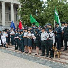 Pareigūnų profesinė sąjunga surengs įspėjamąjį protestą prie Seimo