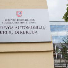 Kelių direkcijos vadovu paskirtas R. Lipkevičius