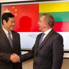Lietuvą ir Kiniją sieja bendri tikslai oro transporto srityje