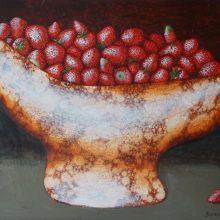 Parodoje – tapytojo A. Braziūno laimės ženklai