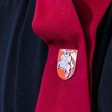 Dėl įtarimų teikus konfidencialią informaciją atleistas Klaipėdos prokuroras