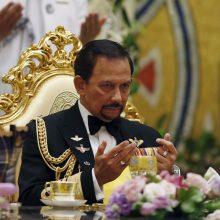 JT pasmerkė Brunėjų dėl mirties bausmės už svetimavimą ir gėjų santykius