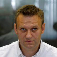 Izraelio detektyvų agentūra ieškojo medžiagos, galinčios sukompromituoti A. Navalną