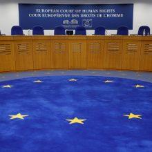 Pernai Strasbūro teismas Lietuvai priteisė beveik 508 tūkst. eurų