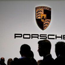 """Porsche"" skirta 535 mln. eurų bauda dėl aplaidumo"