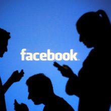 """Rusija pradėjo administracinę procedūrą prieš """"Facebook"""" ir """"Twitter"""""""