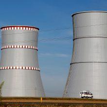 Lietuva kreipėsi į EK dėl Baltarusijos požiūrio į branduolinę saugą