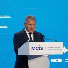 Rusija žada atsaką į NATO aktyvumą Juodosios ir Baltijos jūrose