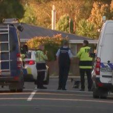 Naujoje Zelandijoje radus numanomą bombą areštuotas įtariamasis