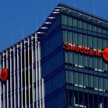 """""""Swedbank"""" pinigų plovimo tyrimo išvados bus skelbiamos vėliau nei planuota"""