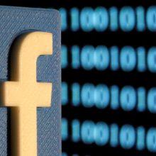 """Facebook"" žadama skirti 5 mlrd. dolerių baudą"