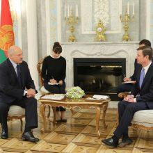 A. Lukašenka: Baltarusijoje nebus vidutinio ir trumpojo nuotolio raketų