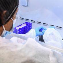 ES finansuos didelius kovos su koronavirusu tyrimų projektus