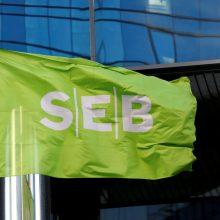 SEB Švedijoje ir Estijoje nubaustas už pinigų plovimo prevencijos pažeidimus