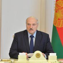 A. Lukašenka tvirtina, kad prieš Baltarusiją prasidėjo agresija