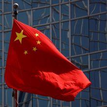 ES sutarė dėl sankcijų Kinijai