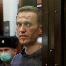 A. Navalnas išsiųstas į pataisos koloniją