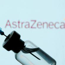 """EVA aiškinasi galimus ryšius tarp """"AstraZeneca"""" vakcinos ir reto kraujagyslių susirgimo"""