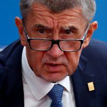 Čekija išvaro 18 rusų diplomatų, ieško įtariamų Skripalių nuodytojų
