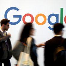 """ES pradeda tyrimą dėl galimo """"Google"""" antikonkurencinio elgesio interneto reklamos rinkoje"""