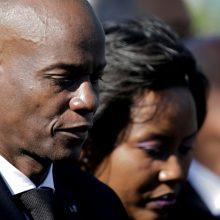 Haičio policija skelbia nukovusi prezidento žudikus