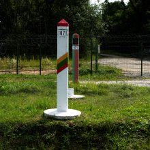 400 km tvorą pasienyje su Baltarusija siūlo statyti 12 bendrovių