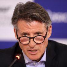 Rusijai –10 mln. dolerių bauda už antidopingo taisyklių pažeidimą