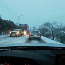 Vairuotojas iš Kauno: situacija keliuose – tragiška