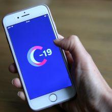 Bendros ES mobiliosios programėlės karantinui nebus?