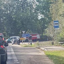 Tragiška avarija Vilniaus rajone: žuvo vairuotojas ir keleivė