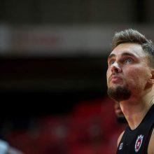 """""""Ryto"""" krepšininkai įveikė Estijos čempionus"""